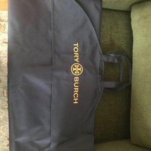 Tory Burch lightweight canvas garment bag